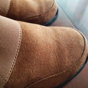 Confort View Suede Shoes